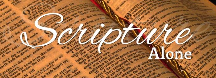 scripture-alone