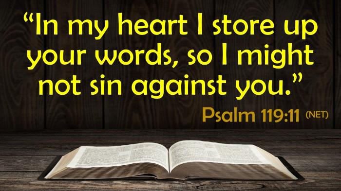 Ps 119(11)